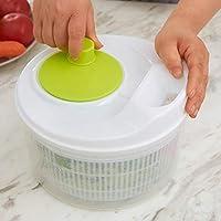 Seinlang 家庭用および野菜用ドライフルーツマシン野菜脱水機脱水バスケットクリエイティブプラスチックフルーツ水フィ…