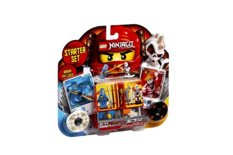 LEGO★レゴ ニンジャゴー スピン術バトル?スターターセット 2257 海外版