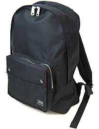 ポーターエルファイン(PORTER L-fine) PORTER×ILS共同企画 デイパック Daypack ブラック(裏地:レッド) Black(Backing:Red)