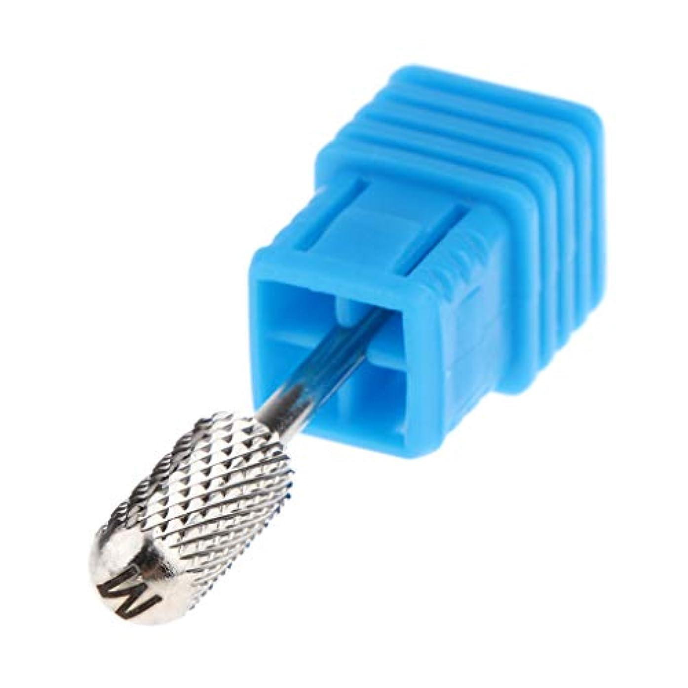 ウォルターカニンガム依存する協同gazechimp 電気マニキュアドリルビットヘッド ネイルドリルビット 研削ヘッド 4サイズ選ぶ - M