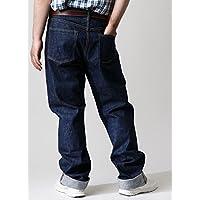 大きいサイズ 桃太郎ジーンズ 銅丹 メンズ G004-MZK14.7oz ジーパン ズボン デニム クラシックインディゴスリムテーパード 日本製 38-42インチ