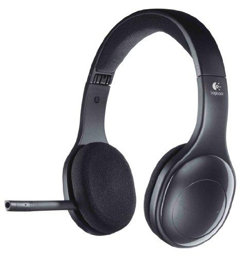 Logicool (ロジクール) H800 Bluetooth ワイヤレス ヘッドセット PC Mac タブレット スマートフォン対応 ノイズキャンセリングマイク標準装備 B005MLXNI8 1枚目