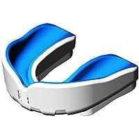 Makura Ignis Pro Protège-dents Blanc Blanc/bleu Adulte