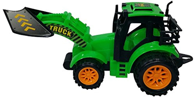 雪クリーニングTractorおもちゃ、Snow Blower再生Vehicles with Armシャベル雪のfor Boys and Girls Age 3 +教育玩具Tractor
