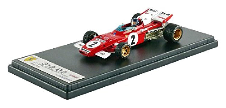 ☆ ルックスマート 1/43 フェラーリ 312B2 1971 F1 オランダGP ウィナー #2 J.イクス