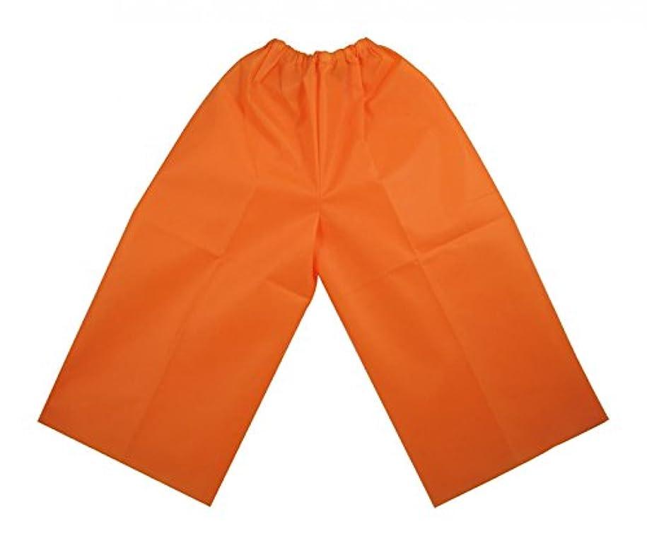 普遍的な雇用者過度のアーテック 衣装ベース ズボン キッズコスチューム オレンジ 男女共用 Sサイズ