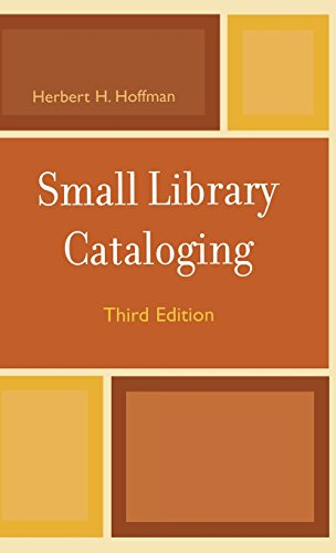 Download Small Library Cataloging 0810837307