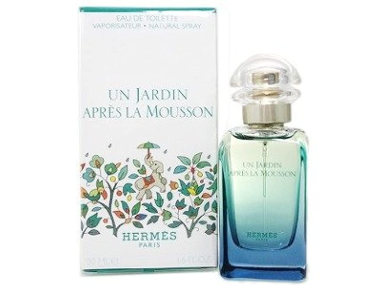 立ち寄る定常期間HERMES エルメス 香水 モンスーンの庭 オードトワレ 50ml EDT (並行輸入品)
