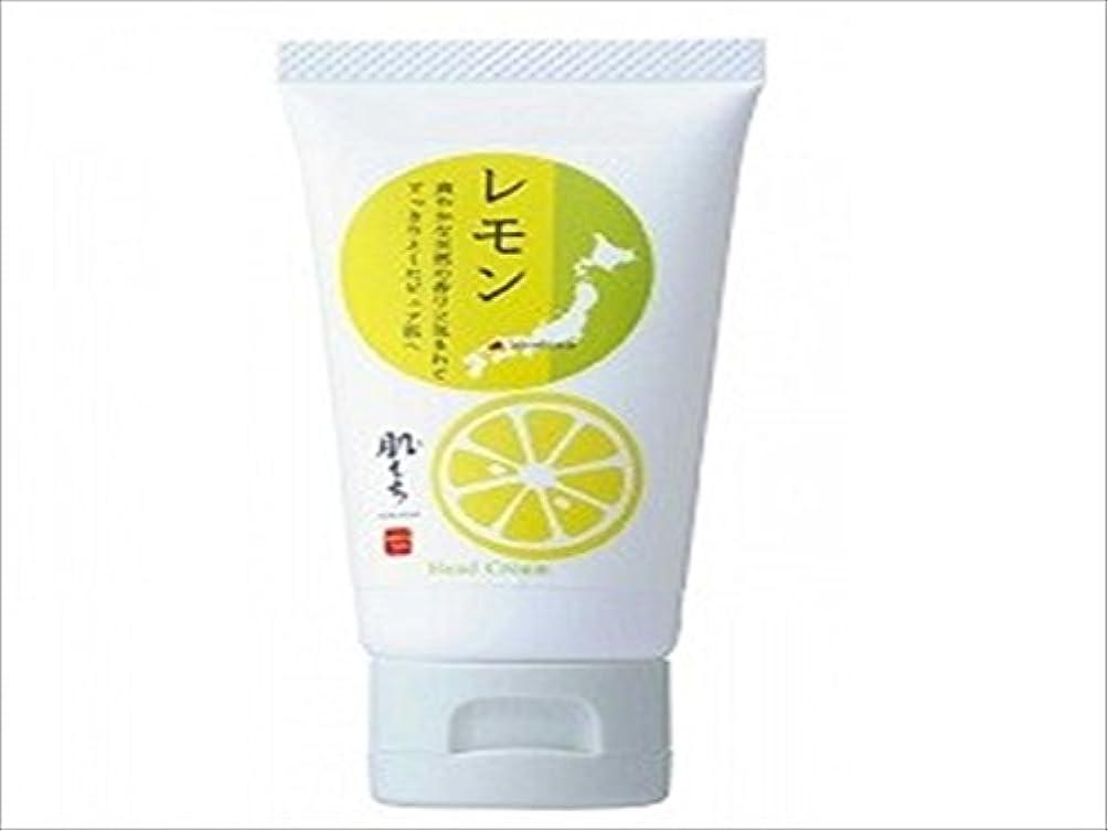かなり設計シャッター肌もちKIMOCHIハンドクリームレモン 50g