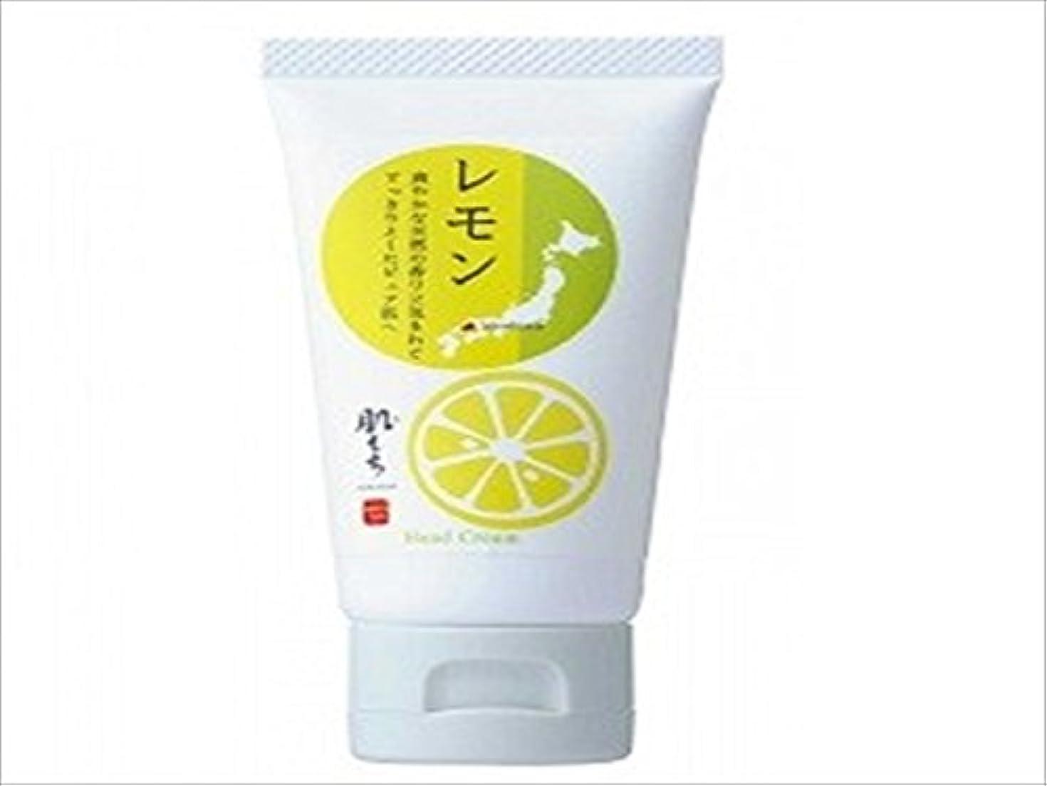 欠伸個人船外肌もちKIMOCHIハンドクリームレモン 50g