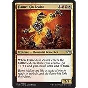 Magic: the Gathering - Flame-Kin Zealot - Duel Decks: Speed vs Cunning