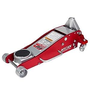 ARCAN(アルカン) 2.5t スチール/アルミニウム サービス ジャッキ HJ2500