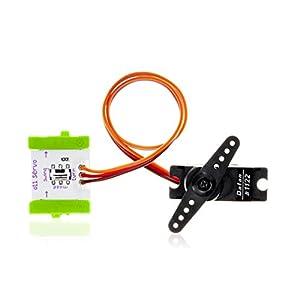 littleBits 電子工作 モジュール BITS MODULES O11 SERVO サーボ