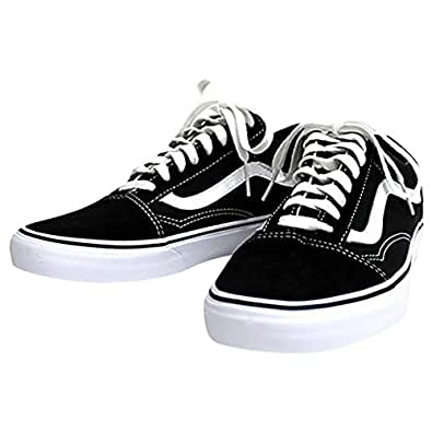 VANS(バンズ) VANS OLD SKOOL VN-0D3HY28 glorious japan [並行輸入品] Black 22 cm