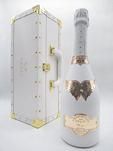[ギフト] エンジェル シャンパン ロゼ ホワイトボトル 箱付き 750ml