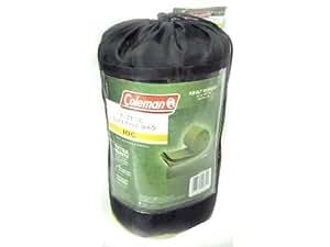 コールマン フリース インナースリーピングバッグ 190.5cm×84cm 緑