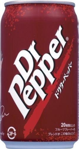コカ・コーラ ドクターペッパー 缶 350ml×24本
