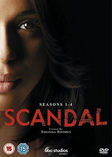 Scandal Season 1-4 [DVD] [Import]