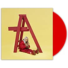 dont smile at me (Red Vinyl)