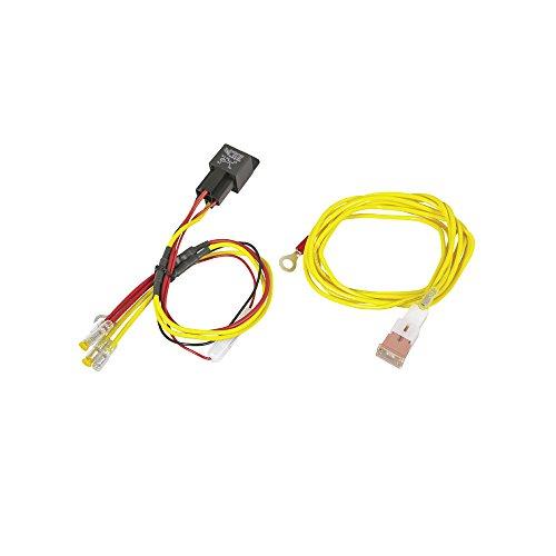 エーモン AODEA(オーディア)  リレー付電源ケーブル 30A MAX 2049