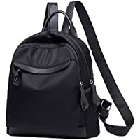 Kingrock Small Nylon Backpack Purse for Women Girls Fashion Daypack