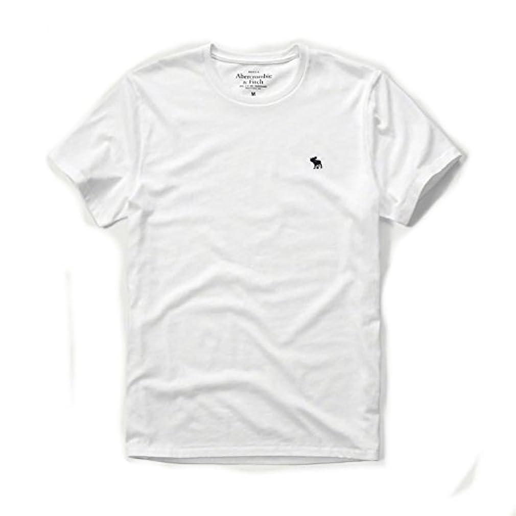 ホイットニーフィード感謝するアバクロ 正規 Tシャツ メンズ クルーネック 丸首 アバクロンビー&フィッチ メンズ 半袖 Abercrombie&Fitch [並行輸入品]