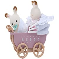 Sylvanian Families - Chocolate Rabbit Twins Set[002kr]