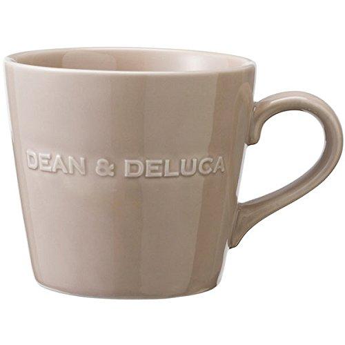 RoomClip商品情報 - DEAN&DELUCA ディーンアンドデルーカ モーニングマグ 約350ml マグカップ アーモンドベージュ キャラメルイエロー 直径95×高さ85mm (アーモンドベージュ)