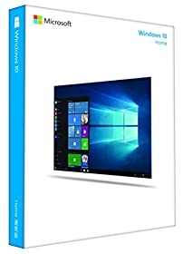 Microsoft Windows 10 Home Anniversary Update適用版 32bit/64bit 日本語版 (最新)|USBフラッシュドライブ