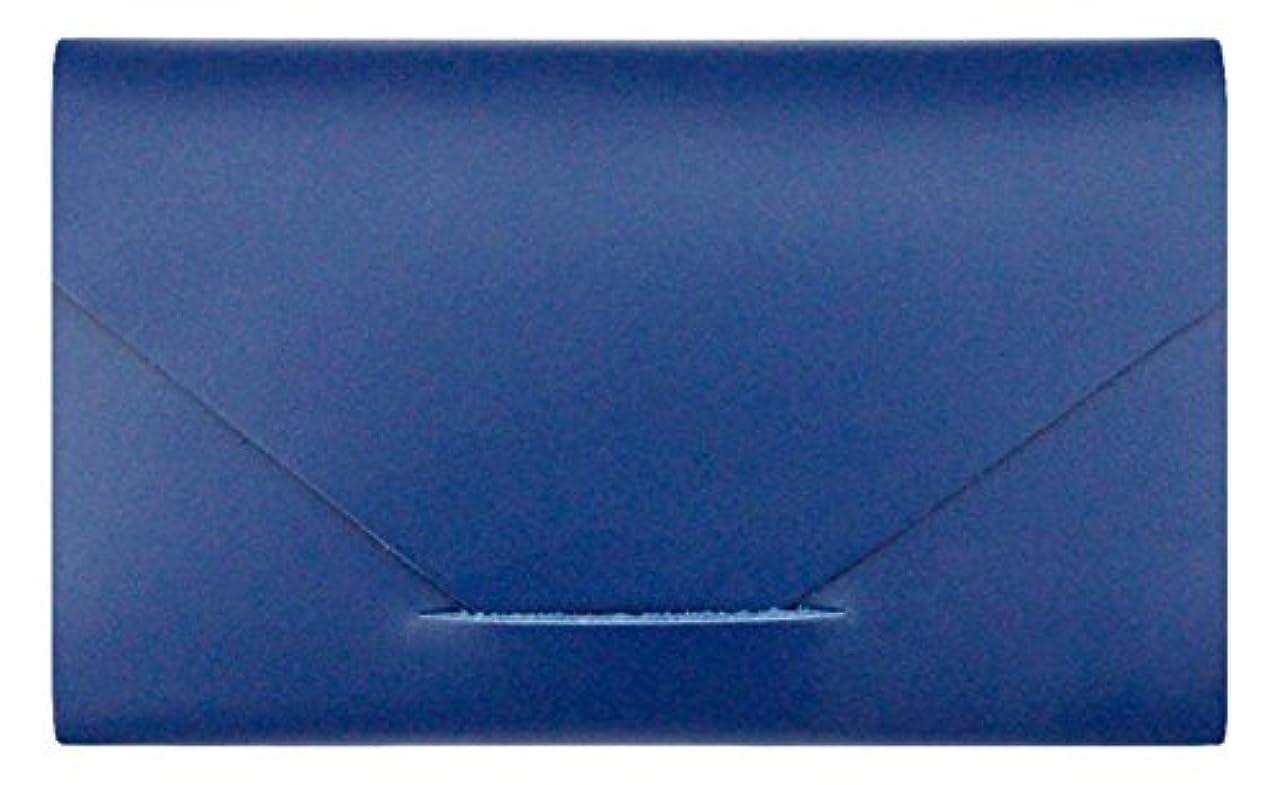 一般化する適応的シニスMODERN AGE TOKYO 2 カードケース(サシェ3種入) ネイビー NAVY CARD CASE モダンエイジトウキョウツー