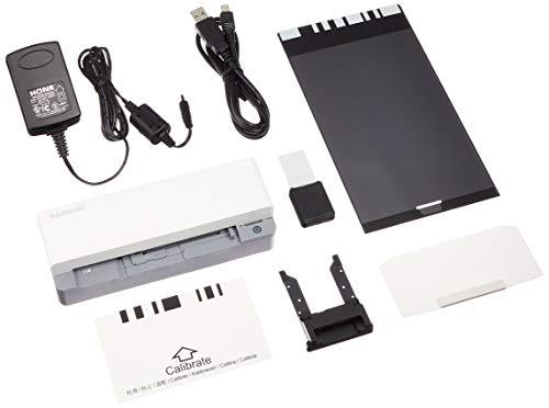 パーソナルレコーダー フォトレコ(フォト&ネガ) ライトグレー PRN-100