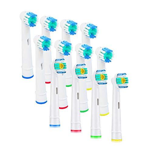 ブラウン オーラルB対応 電動歯ブラシ用 替えブラシ 12本...
