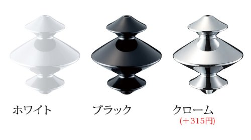 ART WORK STUDIO 照明器具部品 Cable case Rook 菱形(ケーブルケースルーク) クロム BU-1136 CH