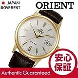 ORIENT (オリエント) SER24003W0 Bambino/バンビーノ 自動巻き ゴールド レザーベルト メンズウォッチ 腕時計 [並行輸入品]