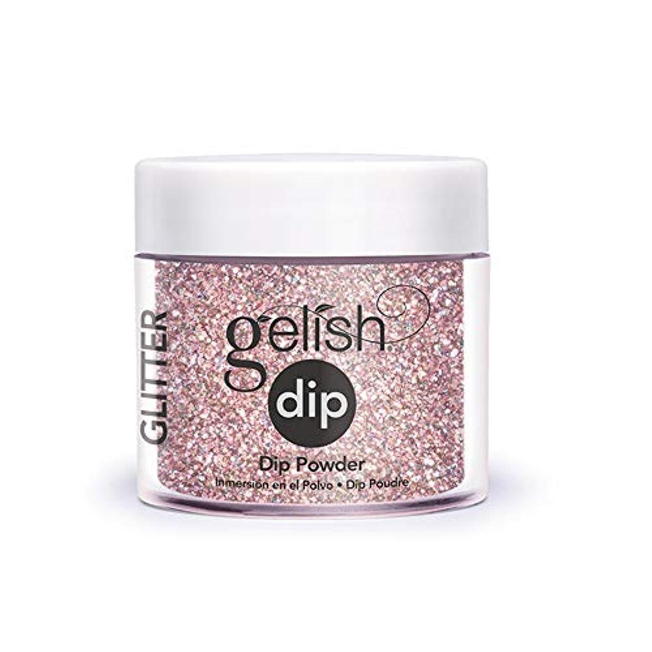 マトン掃くわがままHarmony Gelish - Acrylic Dip Powder - Sweet 16 - 23g / 0.8oz