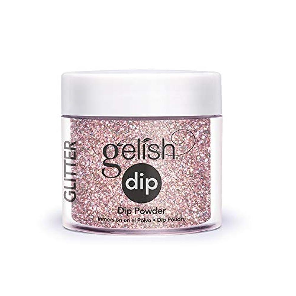 アクション食器棚有彩色のHarmony Gelish - Acrylic Dip Powder - Sweet 16 - 23g / 0.8oz