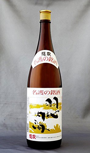 泡盛 羽地内海 一升瓶 30度 1800ml (株)龍泉酒造