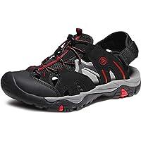ATIKA Men's Sports Sandals Trail Outdoor Shoes 3Layer Toecap Series