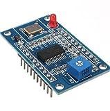KKHMF DDS AD9850 シグナルゼネレータ モジュール 信号発生器 シグナルジェネレータ 正弦平方波 0-40MHz