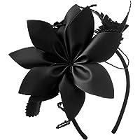 Morgan & Taylor Women's Paris Fascinator Fedoras & Trilby Hats, Black, One Size