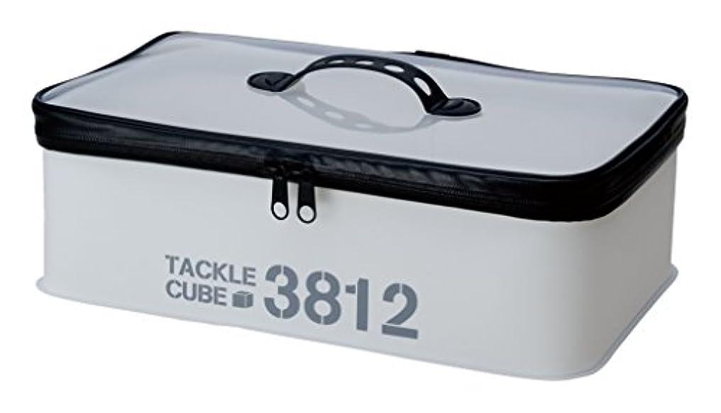 傑出した登山家保存第一精工 TACKLE CUBE(タックルキューブ)3812 シロ