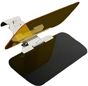ブルメールチャオ 車用 サンバイザー 英語版 ダブルバイザータイプ