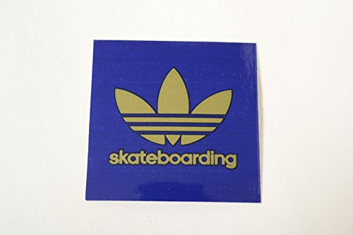 adidas skateboarding sticker ア...