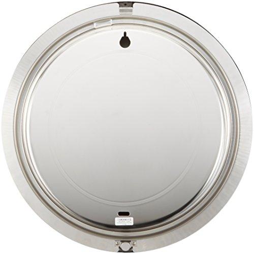 SEIKO CLOCK (セイコークロック) 掛け時計 アナログ 屋外 防雨型 オフィスタイプ 金属枠 KH411S