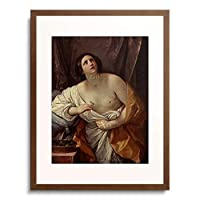 グイド・レーニ 「Kleopatra.」 額装アート作品