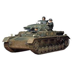 タミヤ 1/35 ミリタリーミニチュアシリーズ No.96 ドイツ陸軍 IV号戦車 D型 プラモデル 35096