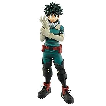 僕のヒーローアカデミア AGE OF HEROES DEKU 緑谷出久 デク フィギュア 全1種 ヒロアカ ジャンプ オールマイト アニメジャパン 2人の英雄