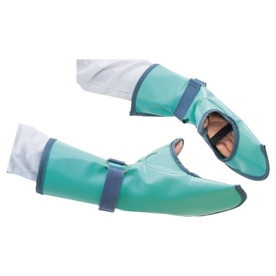 プライム警察スペインアンギオ用防護手袋 SGA-35(ソフライト)グリーン