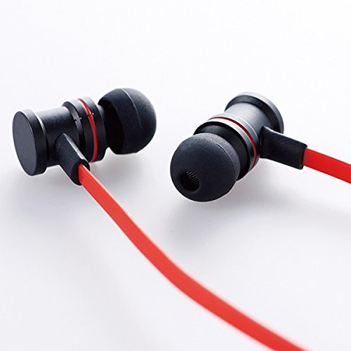 3E Bluetoothイヤホン Mag Ear Light マグイヤーライト レッド 3E-BEA2-R