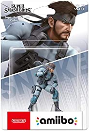 Super Smash Bros. Ultimate amiibo – Snake